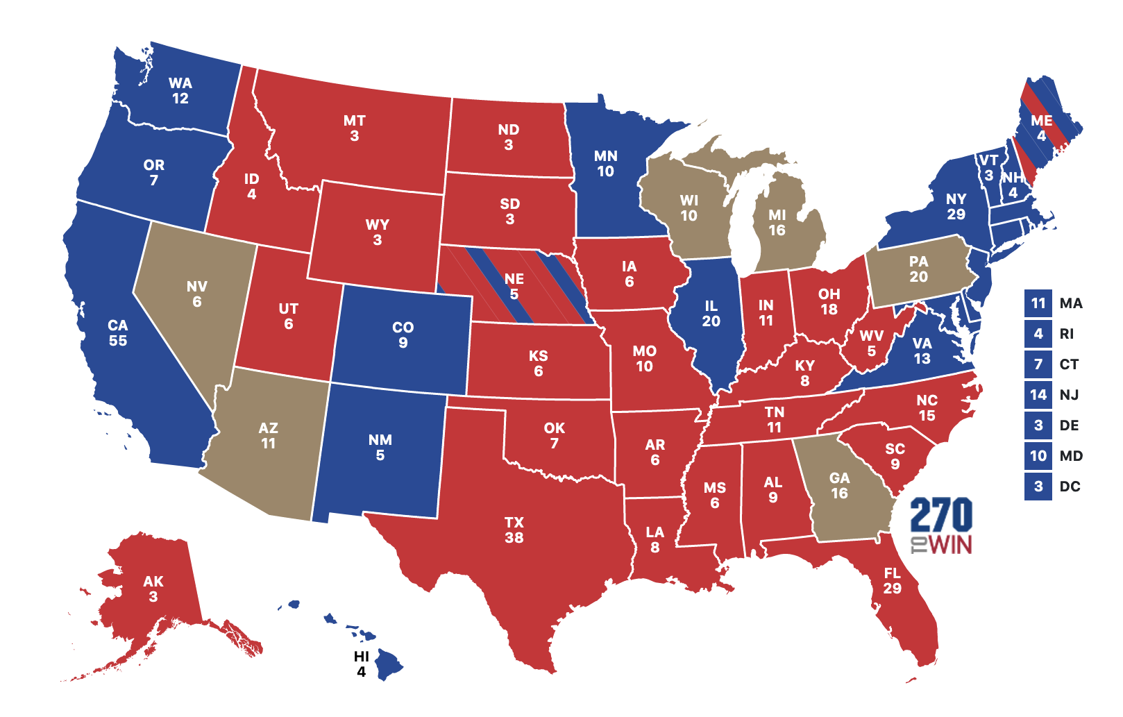 2020 US Presidential Elections